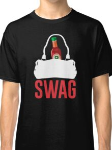 I GOT HOT SAUCE IN MY BAG, SWAG Classic T-Shirt