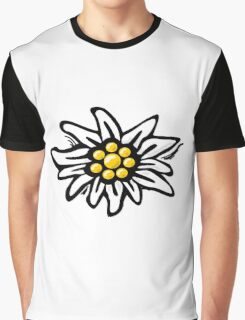 Edelweiss  Graphic T-Shirt