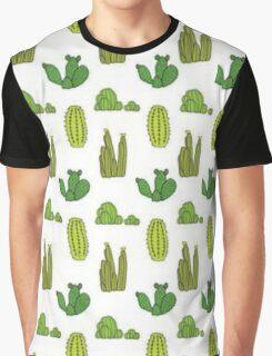 Cacti Graphic T-Shirt