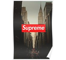 Supreme City Poster
