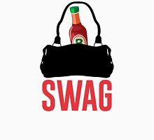 I GOT HOT SAUCE IN MY BAG, SWAG (black) Unisex T-Shirt