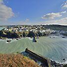 Cornwall: Port Isaac by Rob Parsons
