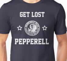 Pepperell - Get Lost Unisex T-Shirt