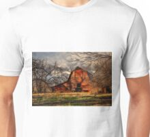 Red Barn Unisex T-Shirt