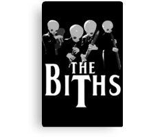 The Biths Canvas Print