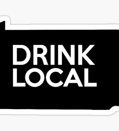 Pennsylvania Drink Local PA Sticker