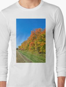 Fleeting Beauty Long Sleeve T-Shirt