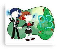Persona 3 Portable  Canvas Print