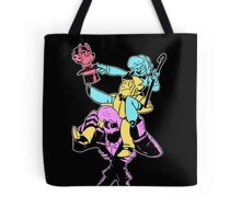 Tower of Trouble Tote Bag