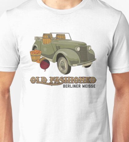 Old Fashioned Berliner Weiss T-Shirt