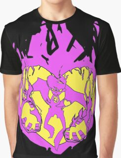 Angry and Vengeful Graphic T-Shirt