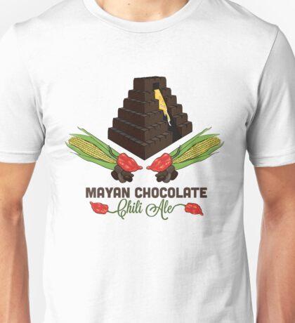 Mayan Chocolate Chili Ale T-Shirt