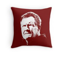 Belichick - The Greatest to Ever Coach the Game Throw Pillow