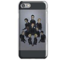 Squad 451 iPhone Case/Skin