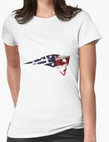 Patriots Womens Fitted T-Shirt