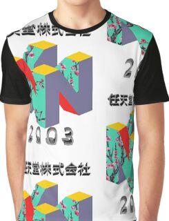 nintendo 2003 Graphic T-Shirt