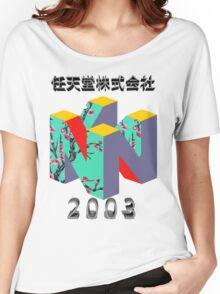 nintendo 2003 Women's Relaxed Fit T-Shirt