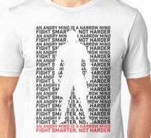 MMA Fight Smarter, Not Harder Unisex T-Shirt