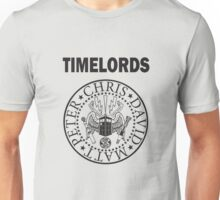 Time Lords 3 Unisex T-Shirt