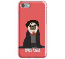 Harry Pugger iPhone Case/Skin
