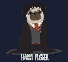 Harry Pugger Kids Tee
