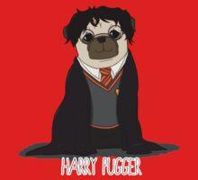 Harry Pugger Baby Tee