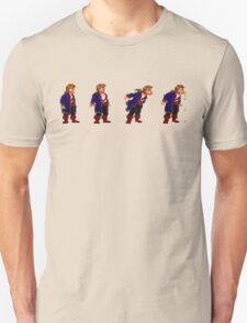 Monkey Island Spit Contest T-Shirt