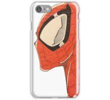 Spiderman's Profile iPhone Case/Skin