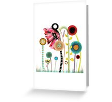 Wedding Day. There's nothing that I wouldn't do.  Greeting Card
