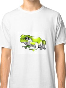 Froggy went a' courting! Classic T-Shirt