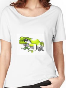 Froggy went a' courting! Women's Relaxed Fit T-Shirt