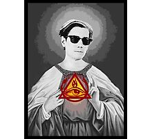 Holy Doc Hammer Photographic Print