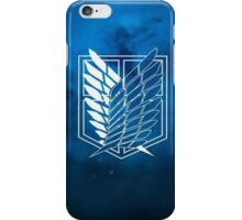 attack on titan iPhone Case/Skin