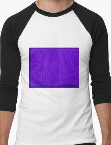 Into the Vortex COLORIZED Men's Baseball ¾ T-Shirt