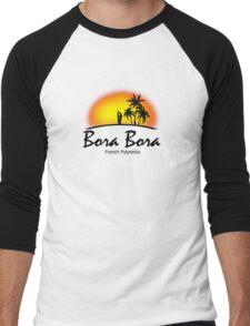 Bora Bora Men's Baseball ¾ T-Shirt