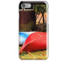 Lets Go Kayaking!!! iPhone Case/Skin