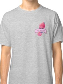 Freeze Your Brain!- Heathers Classic T-Shirt