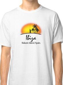 Ibiza, Balearic Island Classic T-Shirt