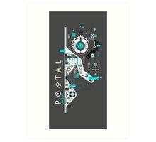 Portal Love Art Print