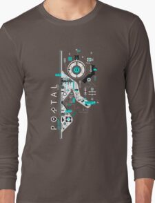 Portal Love Long Sleeve T-Shirt