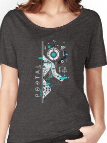 Portal Love Women's Relaxed Fit T-Shirt