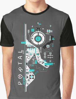 Portal Love Graphic T-Shirt