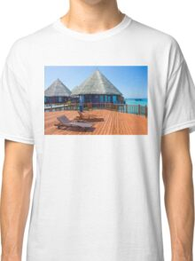 Postcard from the Maldives Classic T-Shirt