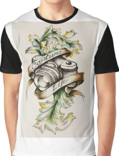Photog - Capture Life Graphic T-Shirt