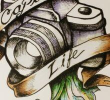 Photog - Capture Life Sticker