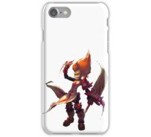 Wakfu - Iop iPhone Case/Skin