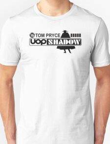 SHADOW UOP TOM PRYCE RETRO F1 Unisex T-Shirt