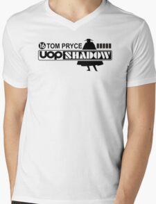 SHADOW UOP TOM PRYCE RETRO F1 Mens V-Neck T-Shirt