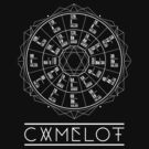 Camelot Wheel / Circle of Fifths by JAMES & MOONIE