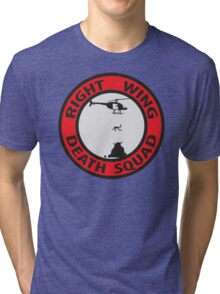 Right Wing Death Squad Tri-blend T-Shirt